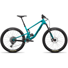 Santa Cruz 5010 4 C S-Kit loosely blue